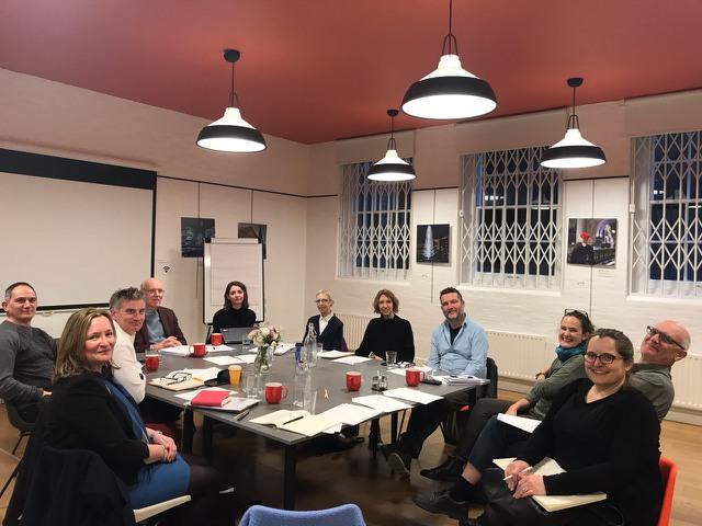 URN meeting Feb 2019